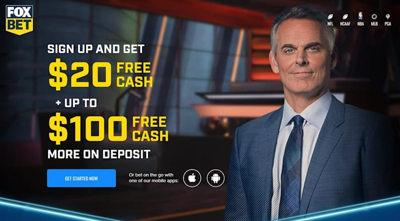 Fox is the first US sports network to put its name on a gambling app