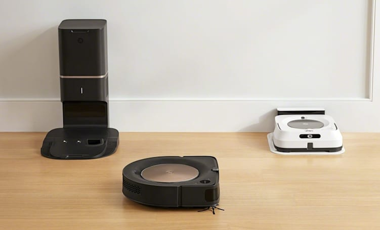 iRobot's new Roomba and Bravaa mop can clean together automatically