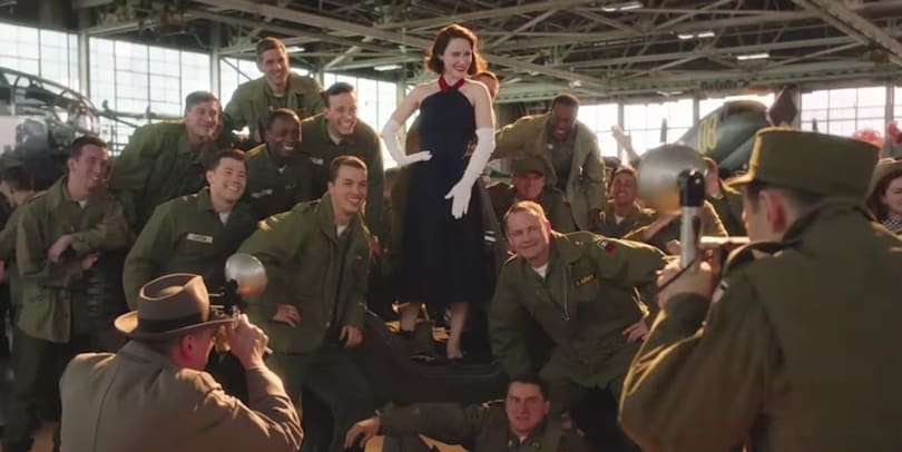 What's coming to Prime Video in December: 'The Marvelous Mrs. Maisel'