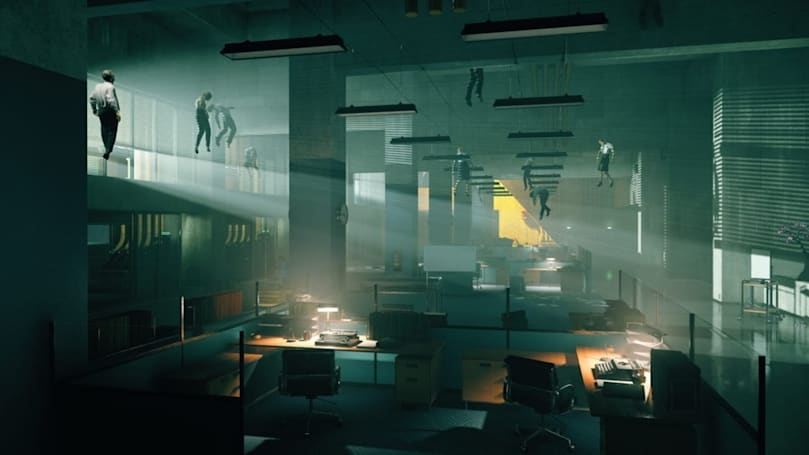 'Control' will let you photograph its beautiful Brutalist setting