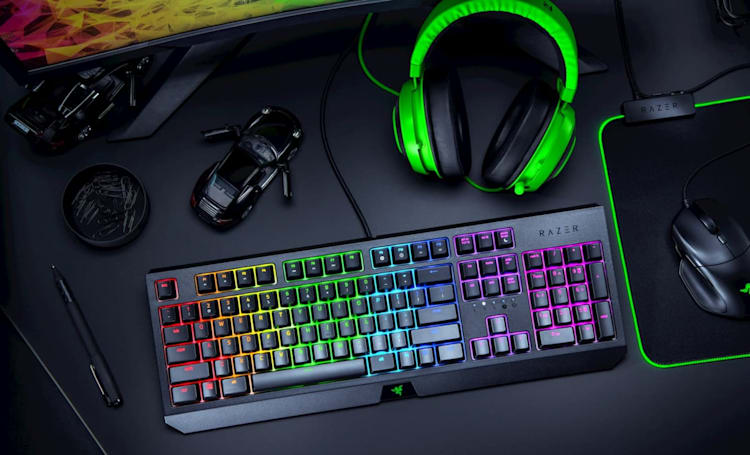 Razer's new gaming accessories cut a few corners to bring prices down