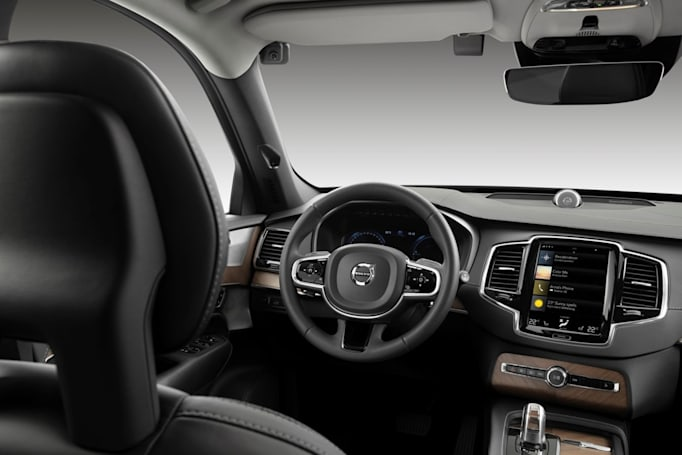 Volvo will use cameras to fight drunk and distracted driving