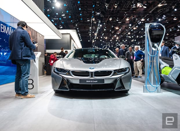 BMW's next generation of hybrids relies on modular electrification