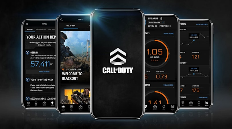 Activision debuts 'Call of Duty' companion app for your phone