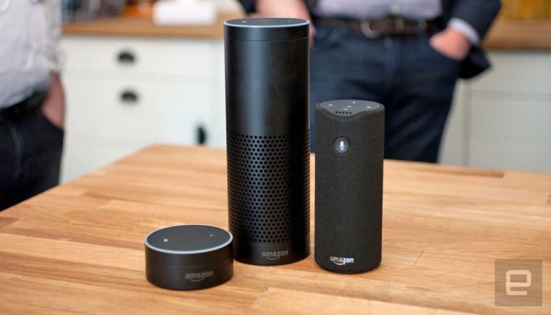 Alexa can now stream music from Deezer