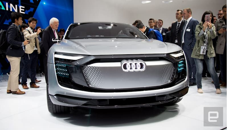 Audi and Disney are creating media for self-driving cars