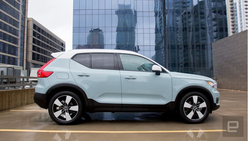 Volvo's subscription service is so popular it's running out of XC40s