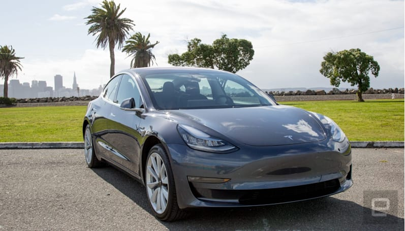 Tesla says unintended acceleration claims are 'completely false'