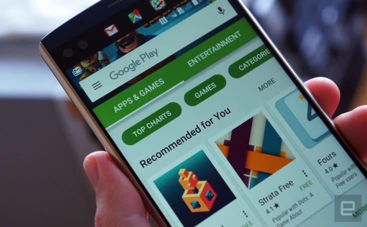 Google's Safe Browsing now comes integrated into Android apps