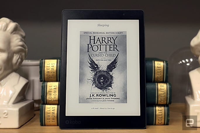 Kobo quadruples the storage for limited-edition Aura One e-reader