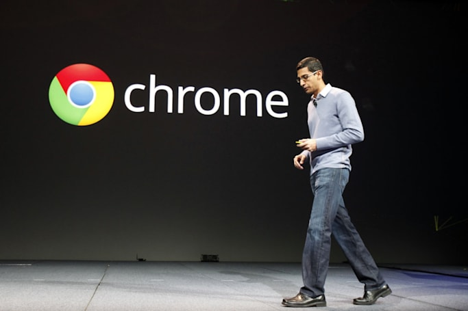 Just Google it: The journey from search to desktop OS