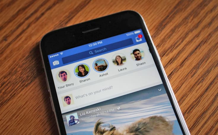 Facebook may combine your News Feed and Stories into one carousel