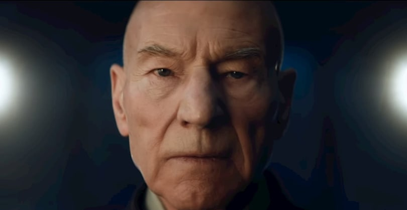 Watch the first teaser for CBS' 'Star Trek: Picard' series
