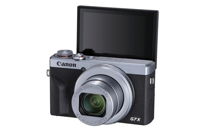 Canon's G7 X III can shoot vertical video for your Instagram