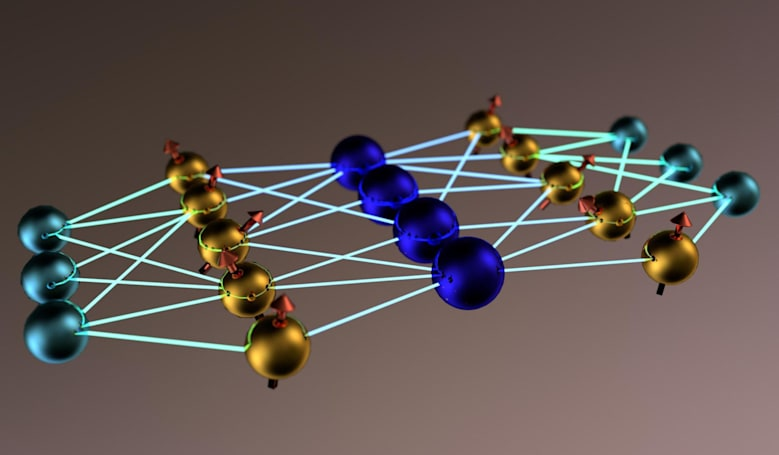 AI can simulate quantum systems without massive computing power