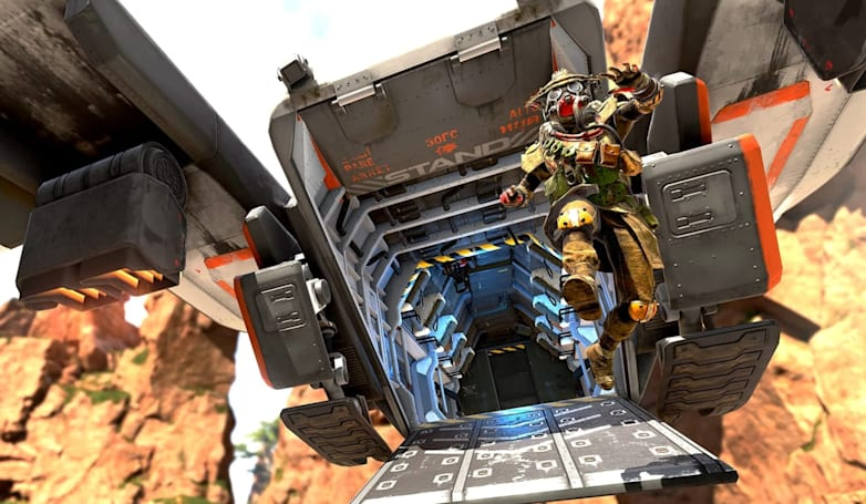 Respawn's 'Apex Legends' battle royale is available now