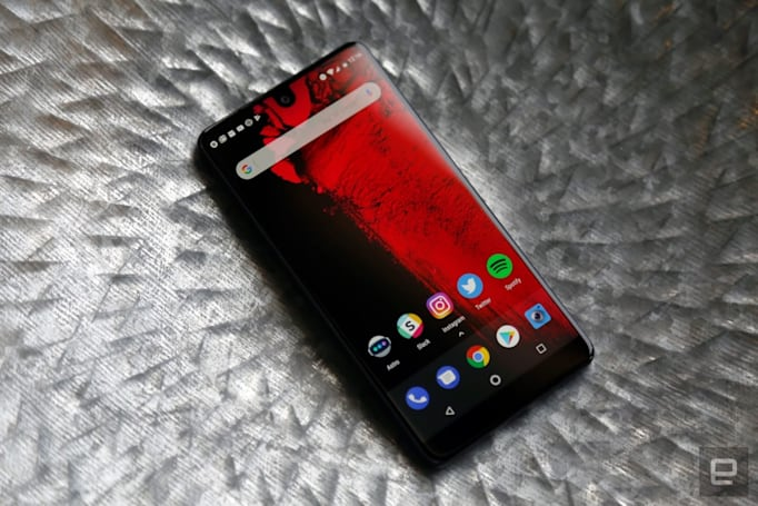 Essential Phone is available in more countries, including UK and Japan