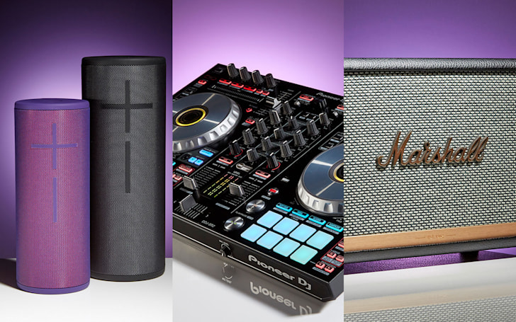 The best speakers and DJ gear to give as gifts