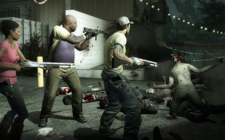 Valve is definitely not working on 'Left 4 Dead 3'