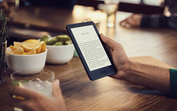 Amazon releases a sub-$100 Kindle you can read in the dark