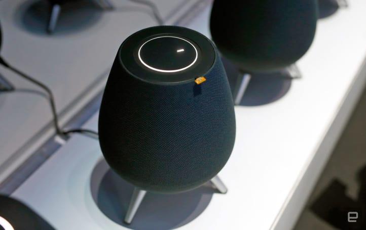 Samsung's Galaxy Home smart speaker is still alive, somehow