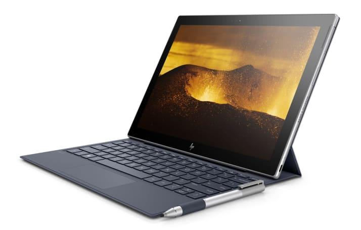HP unveils an Intel version of its Envy x2 hybrid
