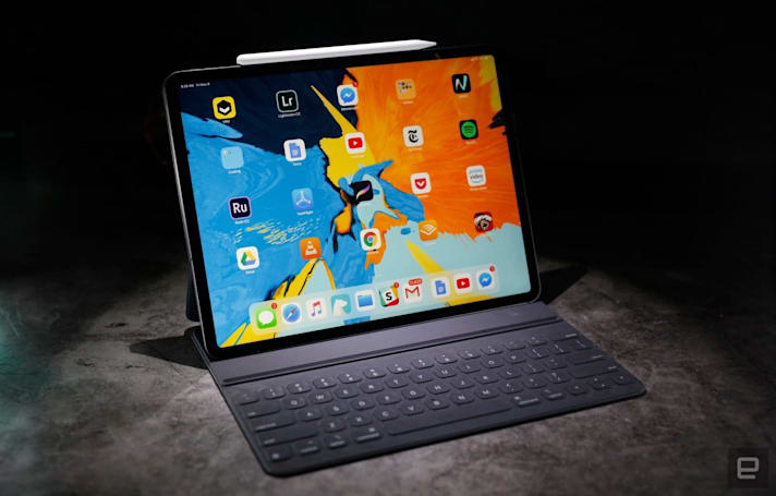 Best Buy's weekend sale takes up to $200 off the pricey iPad Pro (updated)