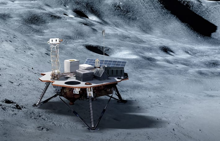 NASA is working on 12 projects ahead of 2024 moon mission