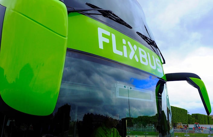 Tech-friendly bus startup FlixBus offers riders VR headsets