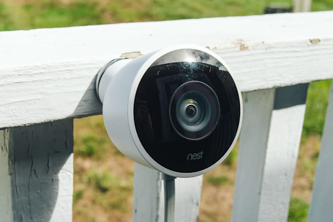 The best outdoor security camera