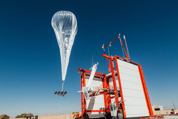 Alphabet's Loon forms advisory board to score internet balloon deals