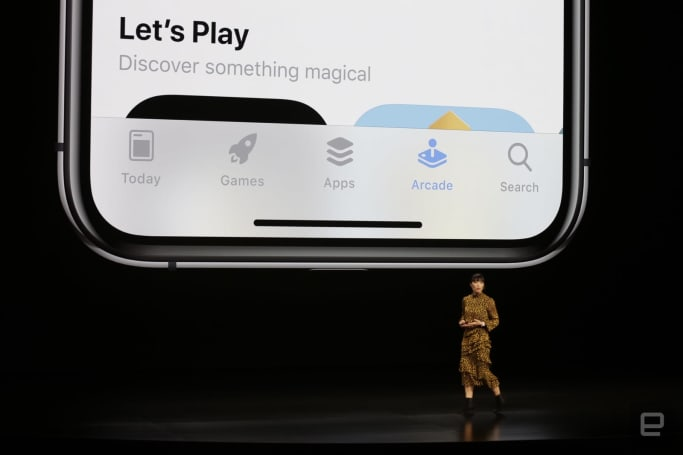 Apple may be spending 'hundreds of millions' to land games for Arcade