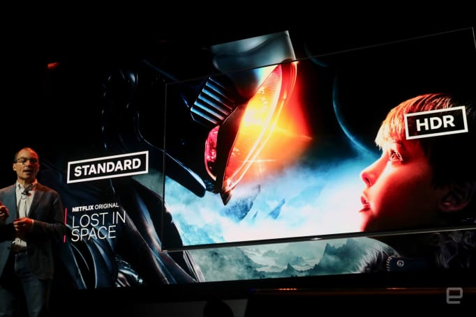 Netflix's Calibrated Mode promises perfect images on Sony's new TVs