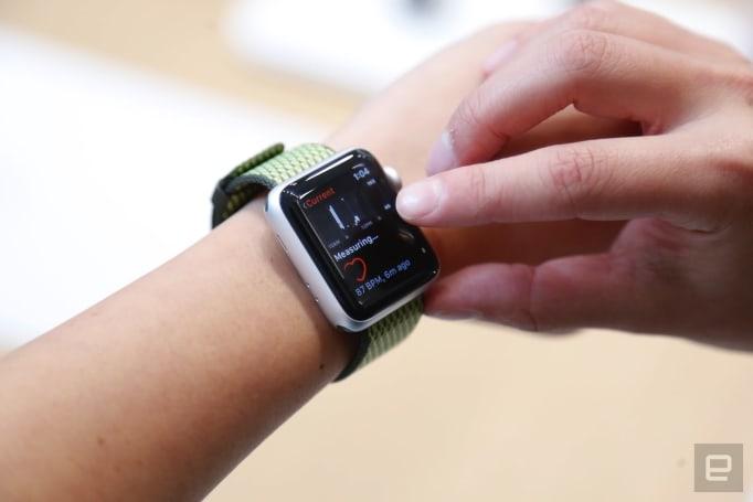 Apple retakes the top spot in wearable device shipments