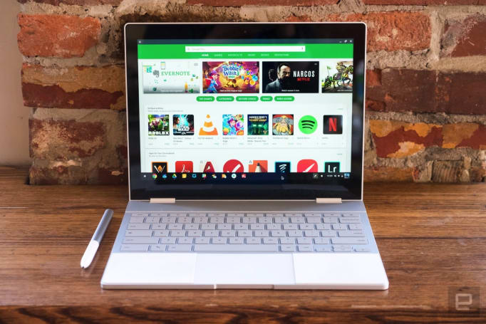Google may bring Windows 10 support to multiple Chromebooks