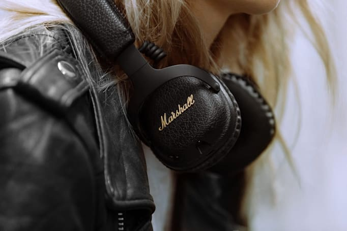 Marshall's Mid ANC are a worthy pair of noise-canceling headphones