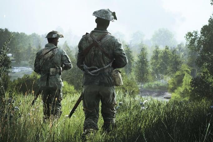 'Battlefield V' won't have battle royale until spring 2019