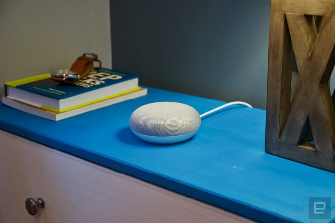 Spotify gives away Google Home Minis to US family plan subscribers