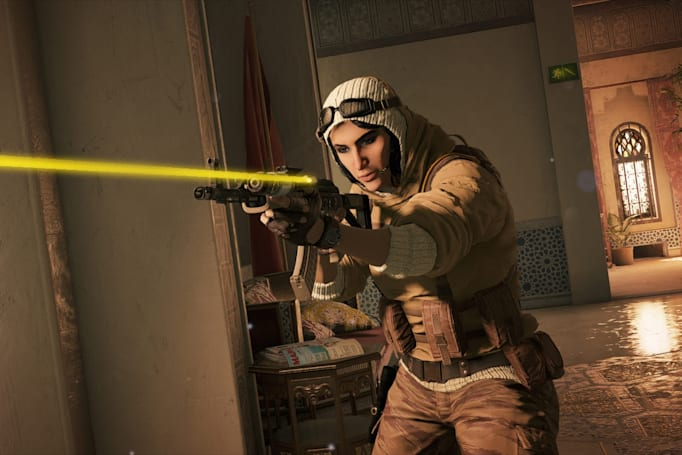 'Rainbow Six: Siege' ends year 3 with a new Morocco map
