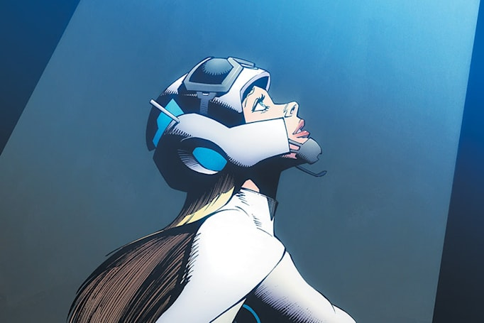 Netflix is turning Mark Millar comic 'Reborn' into a feature film