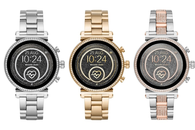 Michael Kors' Sofie 2.0 smartwatch is about more than just fashion