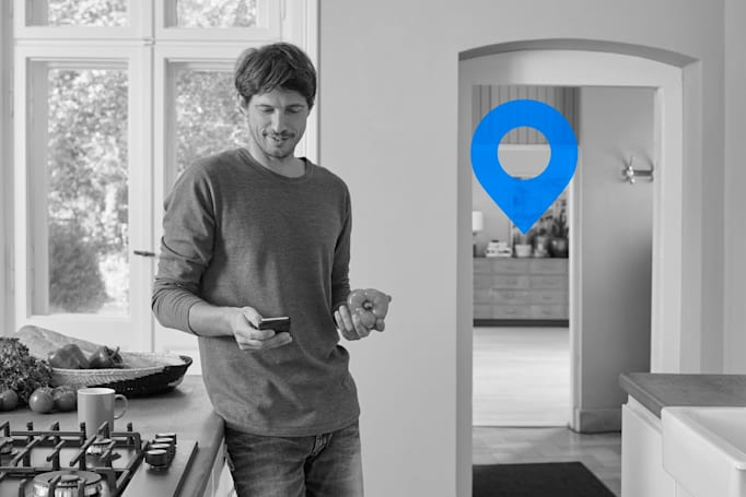 Bluetooth direction finding will locate your keys