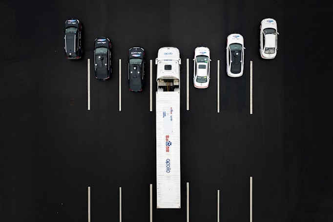 Baidu's self-driving car platform can handle parking and speed bumps