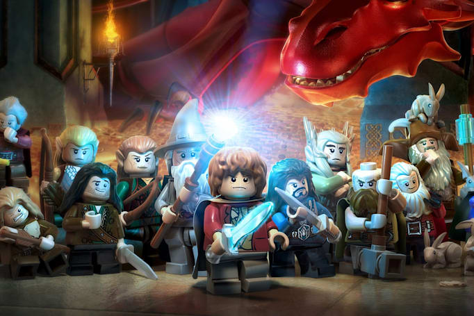 Warner Bros. pulls Lego 'Lord of the Rings' games from digital stores