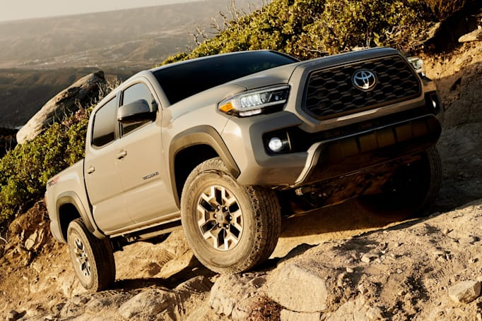 Toyota adds Android Auto and Apple CarPlay to its trucks and SUVs