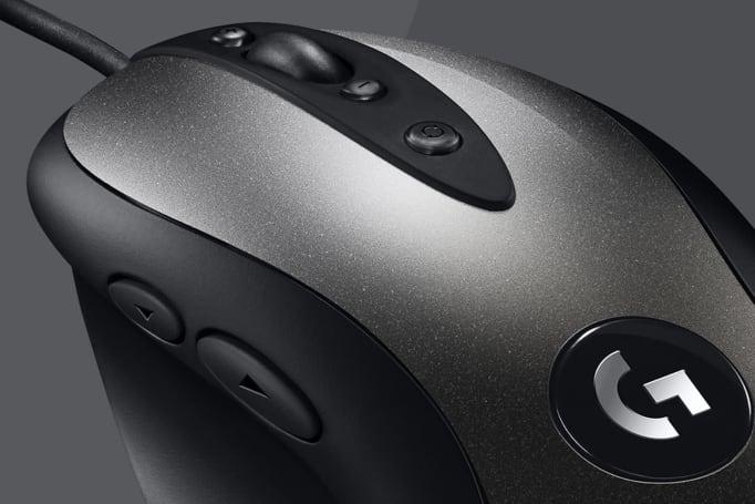 Logitech resurrects its classic MX518 gaming mouse