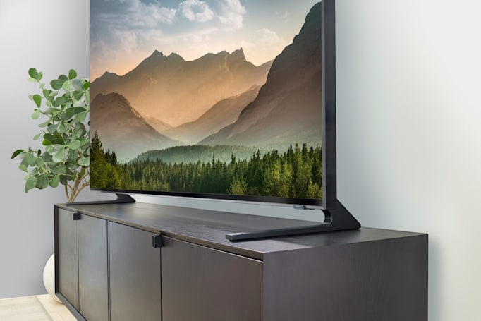 Samsung's first iTunes-ready TVs are here