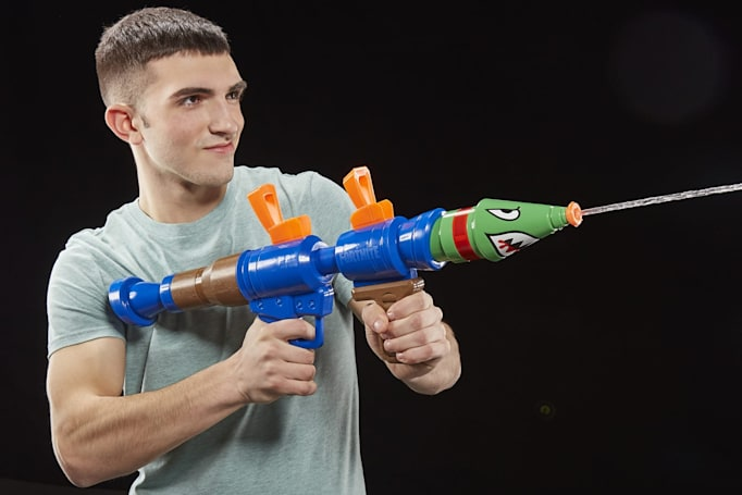 Nerf's 'Fortnite' guns will be here March 22nd (updated)
