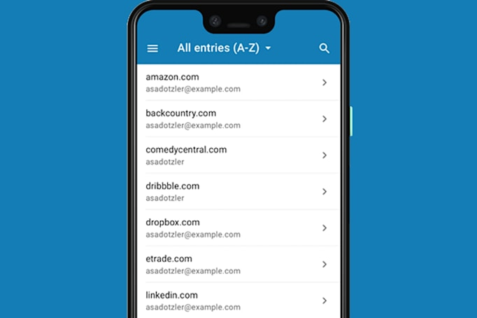 Firefox Lockbox provides access to your passwords on Android