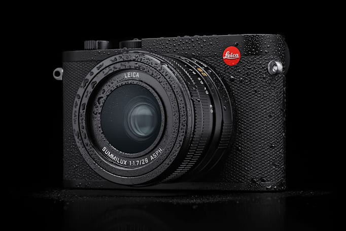 Leica's compact, full-frame Q2 captures 47MP photos and 4K video